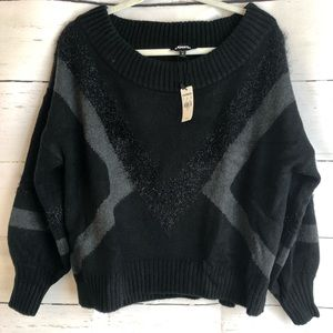 EXPRESS Boat Neck Sweater. NWT!!!!